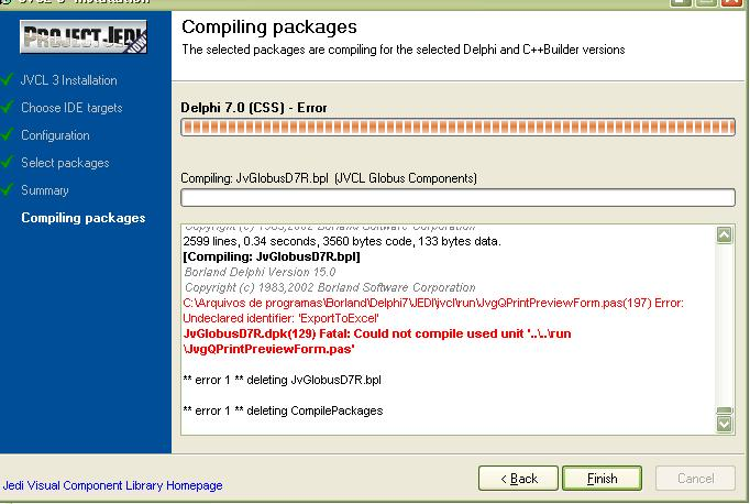 0002266: cannot install jvcl, error when compile packages